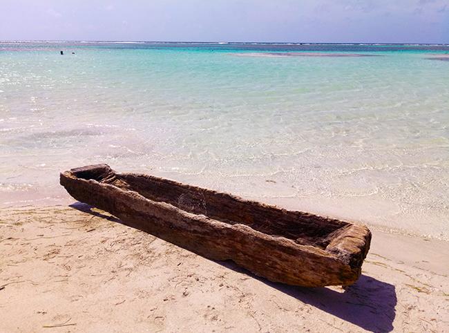 Релакс на Карибском море в Махауале.