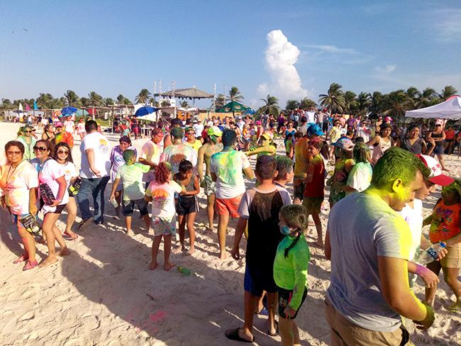 beach festival mexico