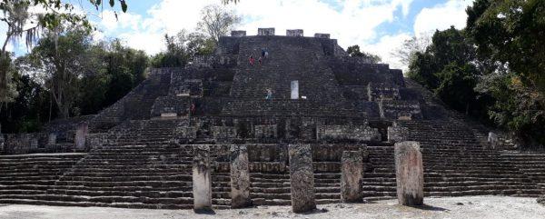 пирамида Калакмуль