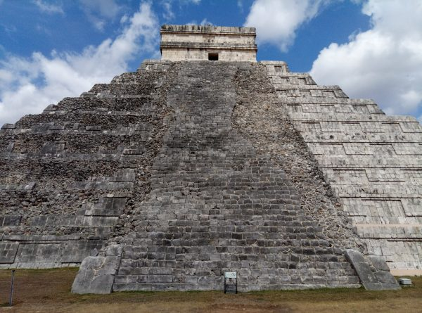 Пирамида Чичен Ица