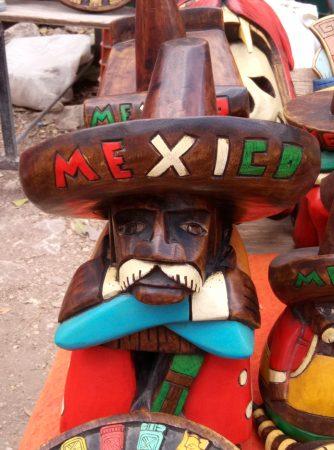 Сувениры на Чичен Ице