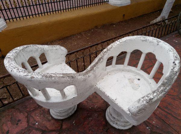 парк в Вальядолиде
