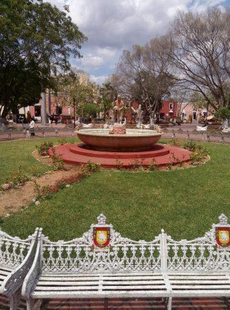 центральная площадь Вальядолид