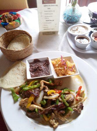 Обед в Вальядолиде