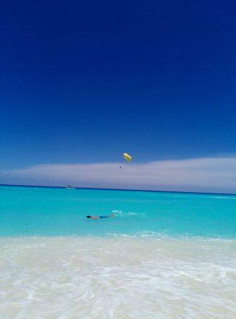 Самый лучший пляж в Канкуне
