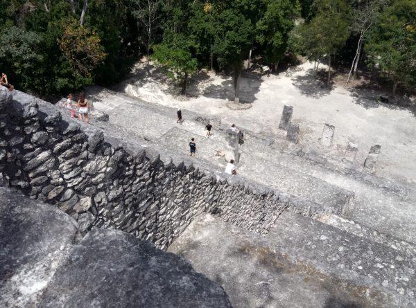 Estructura II Calakmul