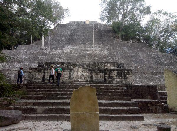 Структура I Калакмуль