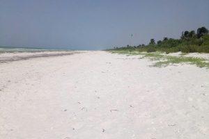 Семейный отдых на безлюдных пляжах Мексики в El Cuyo.