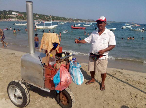Пляж Principal Пуэрто Эскондидо