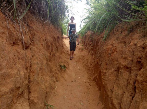 Как добраться до пляжа Коралл в Пуэрто Эскондидо