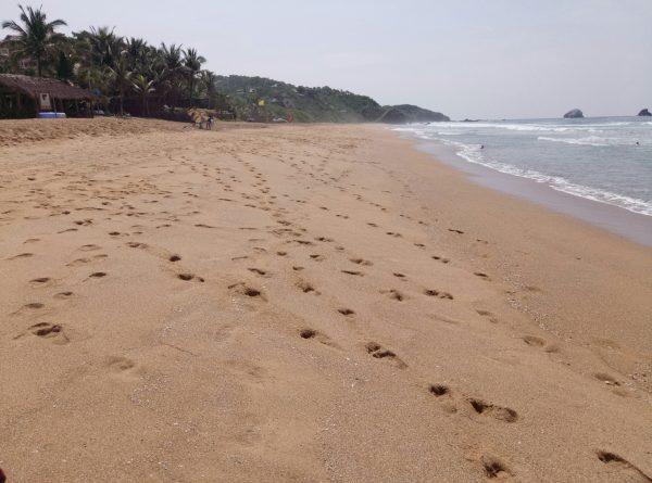 Отдых на пляже Agustinillo