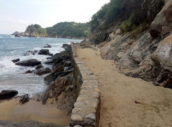 Стоит ли ехать на пляж Puerto Angel в Оахаке