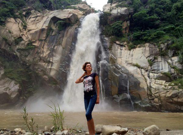 Водопад la Cascada Encantada Оахака