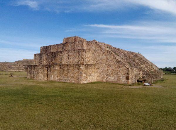 Обсерватория Монте Албан. Что строили сапотеки в Мексике.