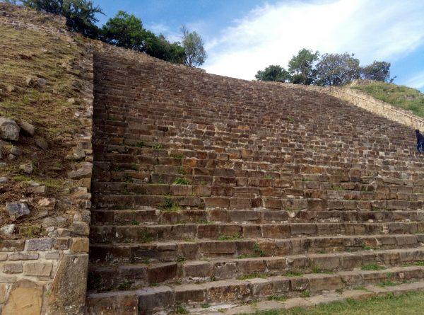 Пирамиды Монте Албан, Мексика