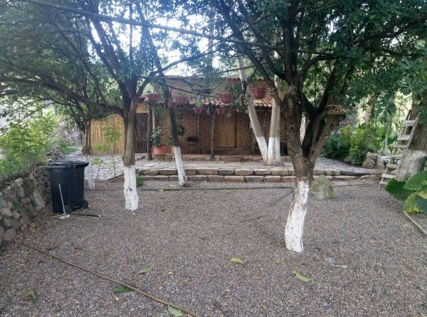 Дом где родился Бенито Хуарес.