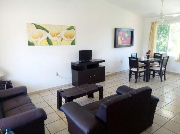 Апартаменты в аренду в Пуэрто Эскондидо