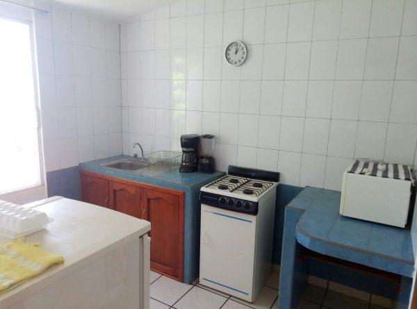 Снять апартаменты в Пуэрто Эскондидо рядом со школой