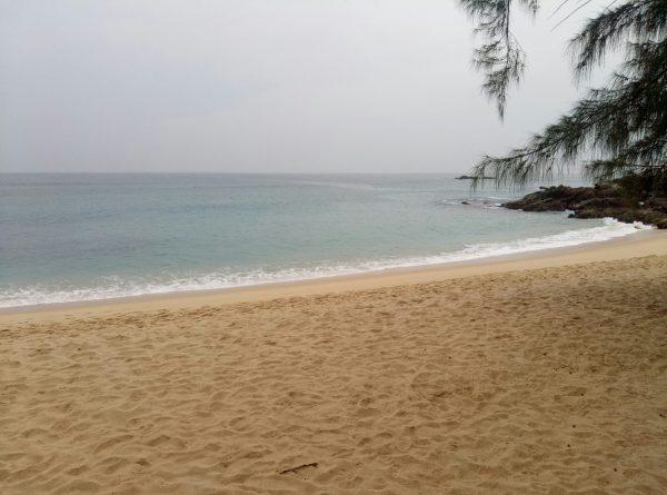 Пляж playa coral в Пуэрто Эскондидо