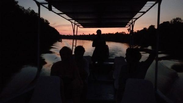 Экскурсия в лагуну с планктоном Пуэрто Эскондидо