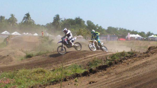 Чемпионат по мотокроссу в Пуэрто Эскондидо