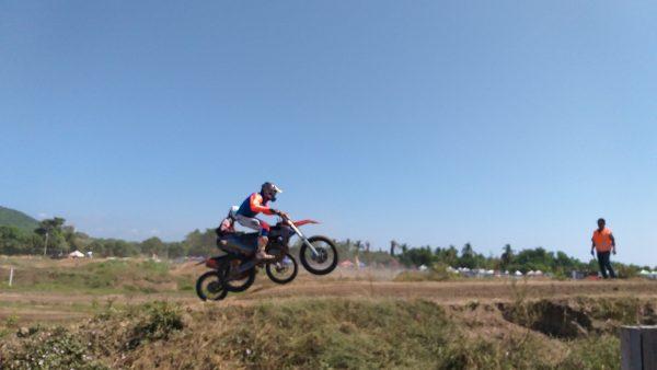 Соревнования по мотокроссу в Мексике