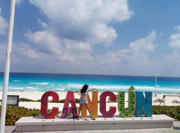 Зимовка в Мексике. Канкун