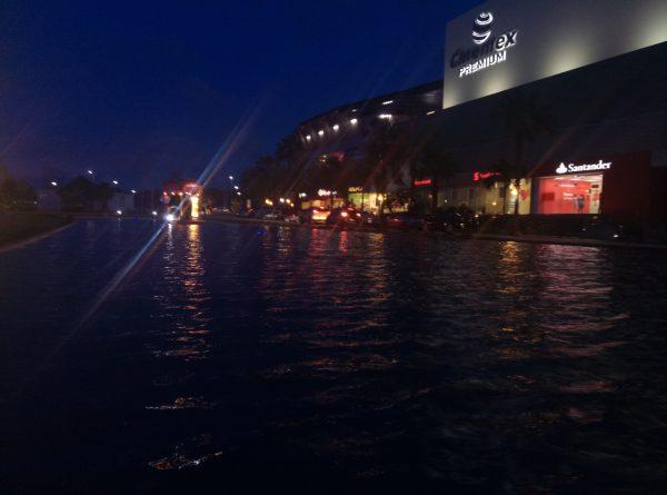 Ночной Канкун и безопасность.