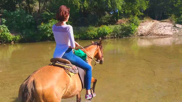 Прогулка на лошадях в Пуэрто Эскондидо