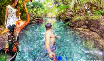 Экскурсии в в парк Шкарет из Канкуна и Ривьеры.