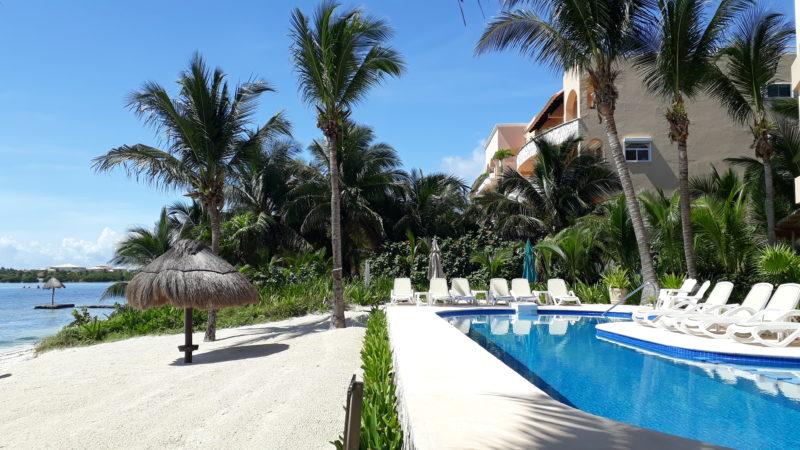 Отели в Пуэрто Авентурас в Мексике.