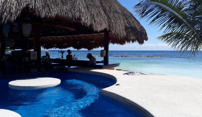 Искупаться на пляжах Мексики в Пуэрто Авентурас