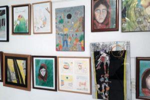 Арт галерея и уроки рисования в Мексике.
