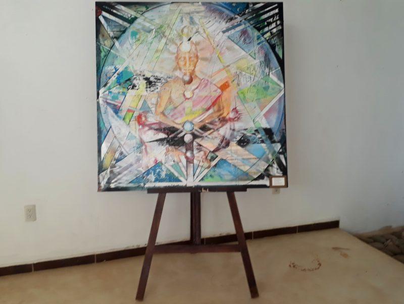 Арт галерея в Пуэрто Эскондидо.