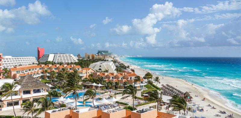 отдых в Мексике в Канкуне