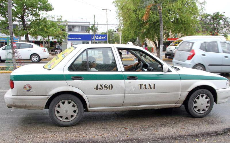 Такси Канкун, стоимость проезда.