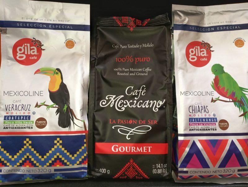 Подарки из Мексики. Местный кофе.