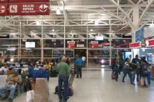 Как добраться из Оахаки в Пуэрто Эскондидо автобусом.