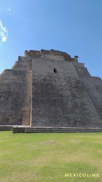Пирамида карлика в Ушмаль.