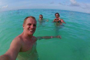 Карибское море. Канкун.